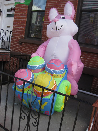 Greenpoint sure does love Easter