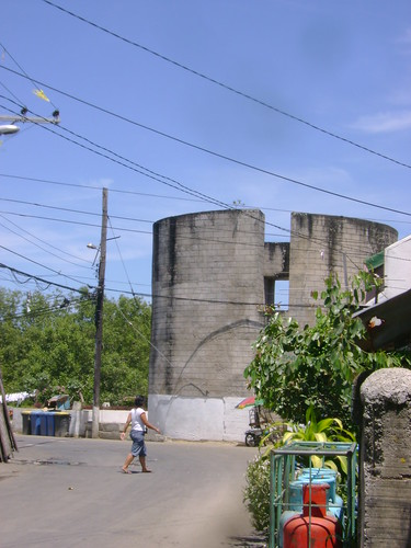 The mythical tower of Mandaue