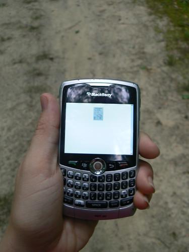 Northwest River Park - No Help From Blackberry