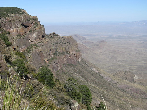 From the South Rim, looking toward the Southeast Rim