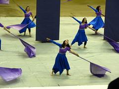 purple swoosh