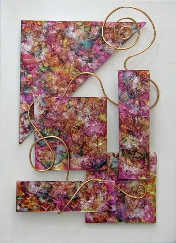 mini art #21 (c) 2009, Lynne Medsker