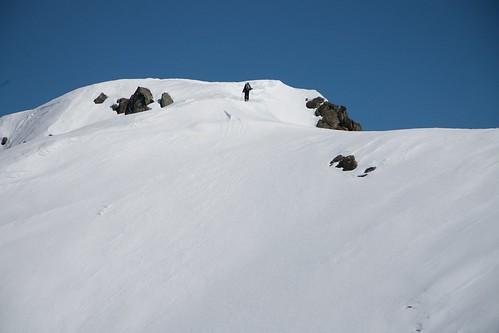 Verso il Monte Marmottere