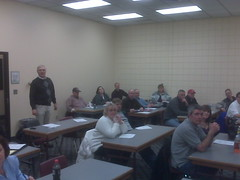 Marketing class