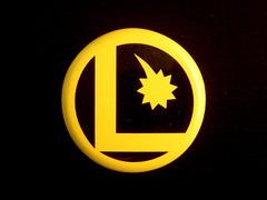 2000 Legion of Super-Heroes Pin
