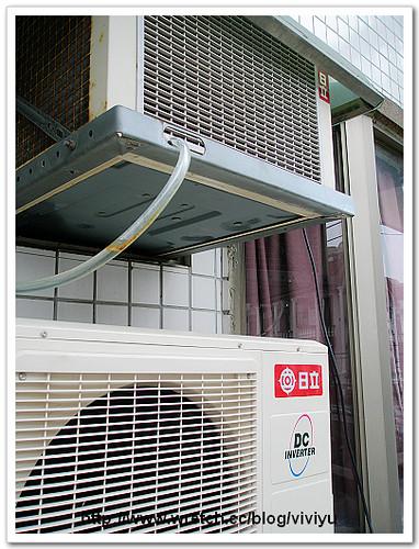 [用品]日立冷氣~客廳也能涼快一夏 @VIVIYU小世界
