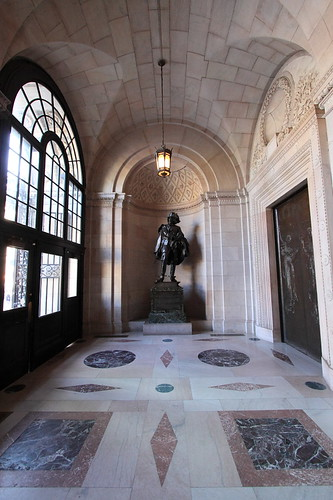 Entrance II, Boston Public Library