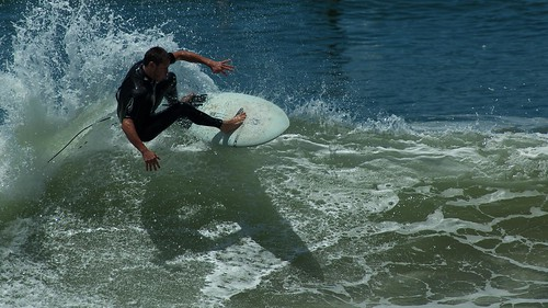 Surf San Clemente State Park by KiHo Photo