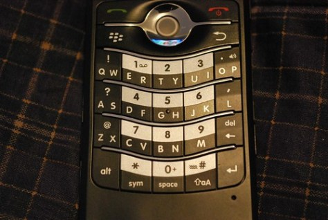 Mobile Phone Review: T-Mobile Blackberry Pearl Flip