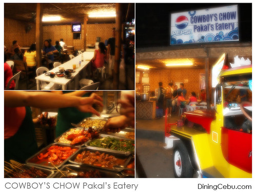 Carenderia in Cebu: Cowboy's Chow Pakal's Eatery