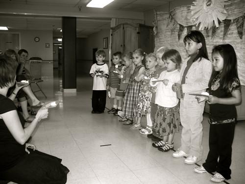 preschool celebration