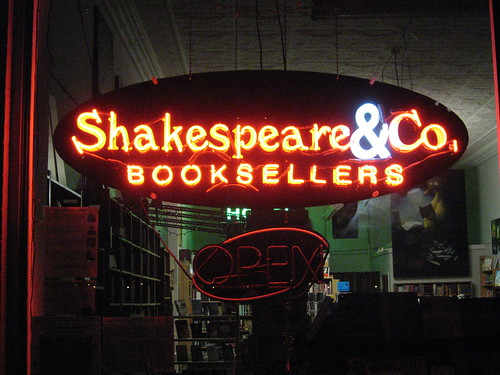 Shakespeare and Co. Booksellers