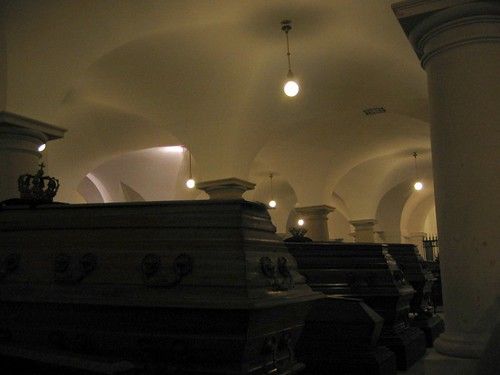 Crypt of the Berliner Dom.