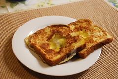 Hole in the Middle French Toast