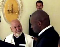 Lors de sa visite à Yahia Gouasmi le leader du MDI profite de cette occasion pour vanter les mérites du président iranien et du Hezbollah