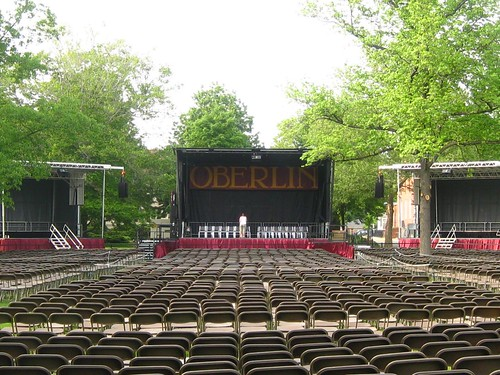 Oberlin - Graduate pre-set up