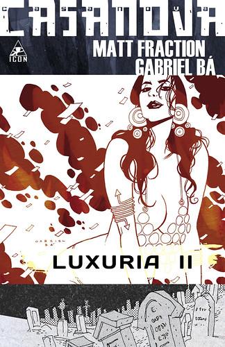 CASANOVA: Luxuria 2 by 10paezinhos.