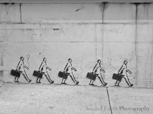 180. March to a Different Drummer
