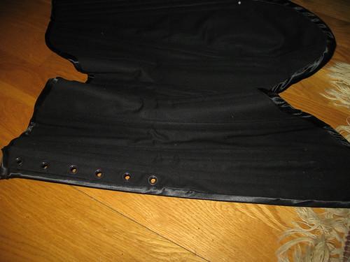 making a corset 46