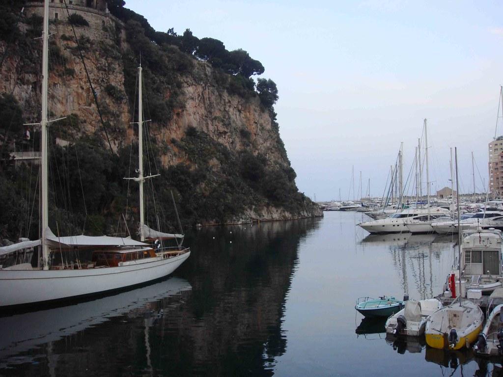 Puerto de Fontvieille