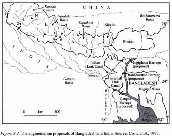 Augmentation Proposal from India and Bangladesh