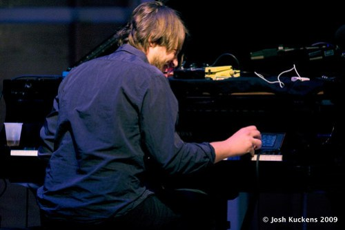 Marco Benevento Trio @ Merkin Hall, NYC 5/14/09