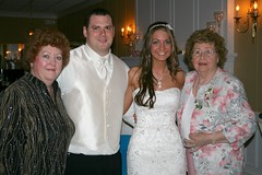 MaryAnne, Mike, Jenn and Aunt Sue