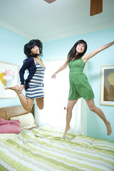 Jumping on the Bed (#76679)