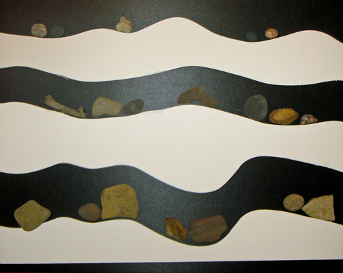 river rocks #1 (work in process)
