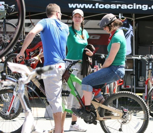Santa Cruz Franken Bikes