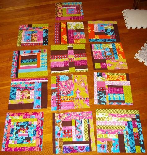 12 Squared - blocks received so far