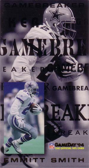 1994 GameDay Game Breakers