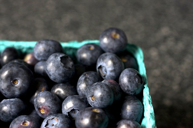 eee, blueberries!