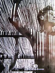 Mario Soldati, La confessione, Mondadori (Oscar Narrativa 1991) 2009; Art Director: Giacomo Callo, Graphic Designer: Susanna Tosatti; alla copertina: © Herbert List / Magnum / Contrasto (part.), 2