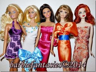 Barbie Fantasies Life. Premiere