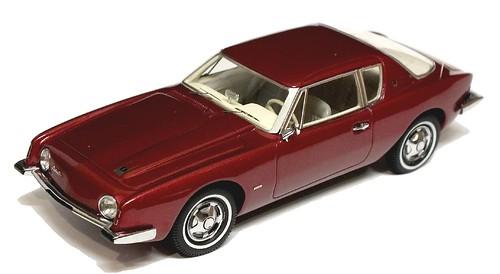 Automodello Studebaker Avanti 1963 (5)