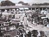"""Mercado de Algarrobo, que existía en el terreno del actual Mercado del Norte, en una foto de la década de 1860 • <a style=""""font-size:0.8em;"""" href=""""http://www.flickr.com/photos/100839868@N05/9609028541/"""" target=""""_blank"""">View on Flickr</a>"""