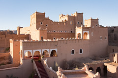Caïd's Kasbah at Agdz