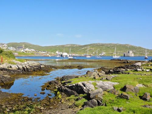 Castlebay Harbour