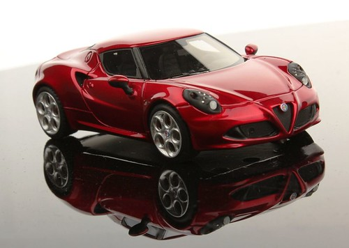 Look Smart Alfa 4C