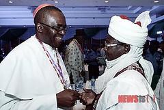 2012 11 Global Peace Leadership Conference Abuja - Christian and Muslim
