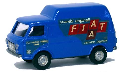 32 Mercury Fiat 238 ricambi