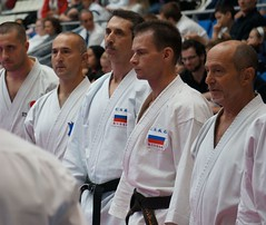 Coupe d'Europe Cadets/Vétérans 2012 - Paris, France