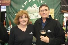 Anne Jones & ALex Brodie - Hawkshead Brewery