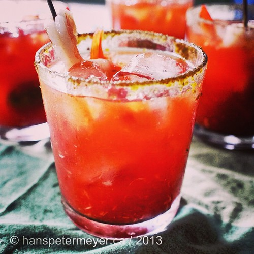 Getting our tastebuds ready for #CaesarJun6 .....