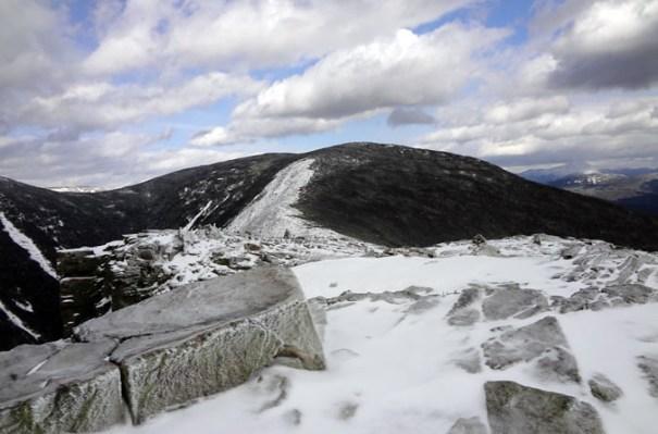 Bondcliff View of Mt. Bond