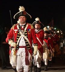 Pawtuxet Rangers Fife & Drum Procession