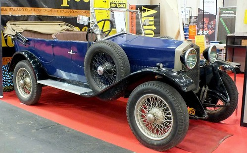 Aurea F.A.T.A. Torpedo 1500 1926