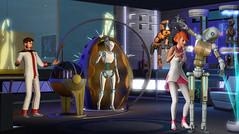 Les Sims 3 En Route vers le futur