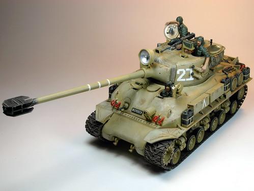 tank super kit 135 academy sherman